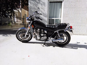 '81 Yamaha XJ650H Great Vintage Bike $1450.00 O.B.O