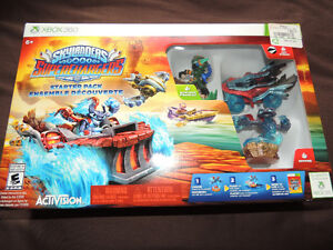 Skylanders SuperChargers - Starter Pack for XBOX 360