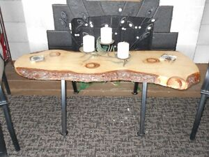 Pine Coffee and End Tables