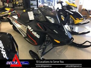 2017 SKI-DOO RENEGADE SPORT 600 SNOWMOBILE