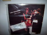LED ZEPPELIN ( LAST STAND)