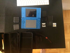 DSI XL With Games and Accessories