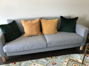 SET OF TWO SOFA'S FOR SALE