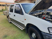 Holden rodeo dual cab LX manual year 2000 Dicky Beach Caloundra Area Preview