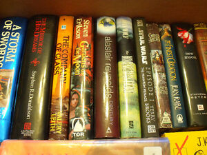 Books - Action Fantasy - Witches, Vampires, Magic, Manga/Anime