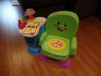 Fauteuil Song & Story Chair
