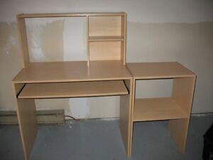 Bureau de travail buy sell items tickets or tech in for Meuble bureau kijiji