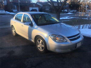 LOW KM 2010 Chevrolet Cobalt LT Sedan NEED GONE ASAP
