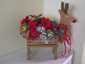 Reindeer Baskets Windsor Region Ontario image 2