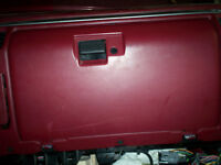 1992 to 1996 F series LOCKING GLOVE BOX
