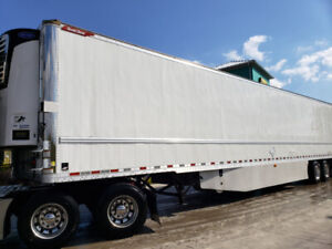 2014 Great Dane (53') Reefer w/ Carrier 2100 A Low Hours
