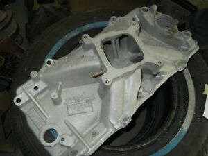 bbc chevy intakes