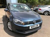 2011 Volkswagen Golf 1.4 TSI Match 5dr