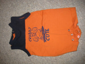 Boys Summer clothing Lot - Size 12 months