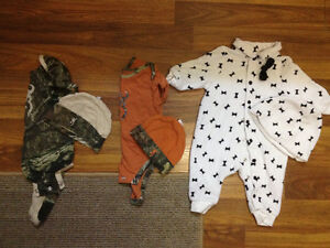 Baby boy 3-12 month lot