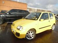 FIAT SEICENTO (Michael Schumacher Ltd Edn) 1.1 PETROL SPARES AND REPAIRS