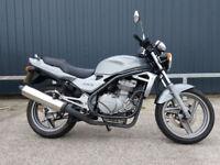 2000 Kawasaki ER5 ER 500 A4 HPI Clear 18,594 Miles FSH Solid Commuter