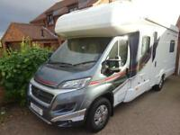 Auto Trail Tracker RB 4 Berth Island Bed Motorhome For Sale