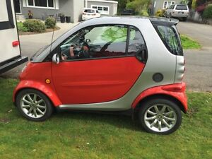Smart Car Fortwo- 2006