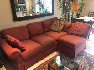 Beautiful Sectional Sofa!  200.00