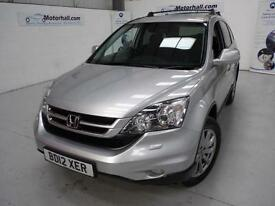 Honda CR-V I-DTEC ES + 4 SERV STAMPS + JUST SERVICED
