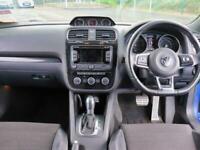 2015 Volkswagen Scirocco Volkswagen Scirocco 2.0 TDi 184 GT 3dr DSG Auto Hatchba