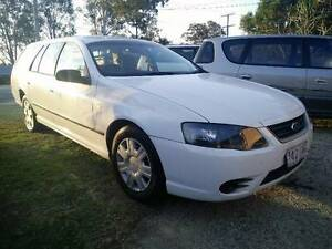 2009 Ford Falcon Wagon, free  12 months warranty Varsity Lakes Gold Coast South Preview