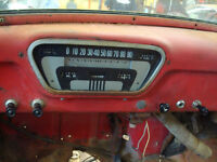 1954 Project Ford F-100 Pick up truck