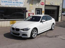 BMW 320d M Sport ( 184bhp ) 2014 26K