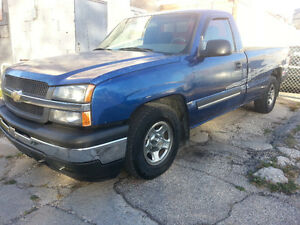 2003 Chev Silverado 1500 Financing SAFTIED LONG BOX CLEAN TRUCK