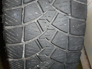 1 LT-265/75R16 120Q GOODYEAR ULTRAGRIP 10 PLY ASK FOR PP02