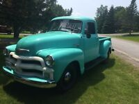1955 FIRST SERIES CHEVROLET 1300 PICK-UP