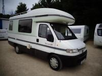 Auto Sleeper Talisman 1998 2 Berth End Kitchen Motorhome 68k