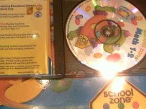 school zone interactive computure cd Kitchener / Waterloo Kitchener Area image 1
