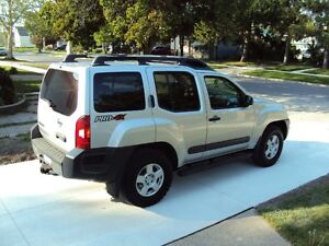 2005 XTERRA OFFROAD  4X4  ALL NEW TIRES ( BFG )  AND BRAKES