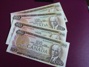 Old Canadian Money