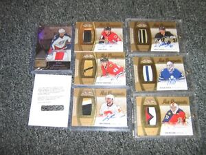 Hockey Jersey/Auto + Young Guns Hockey Cards+Others