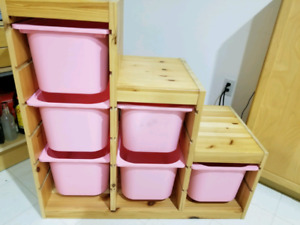 IKEA kids storage SOLD PENDING PICK UP