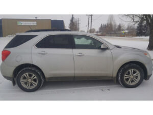 2013 Equinox  AWD 4 Door LT
