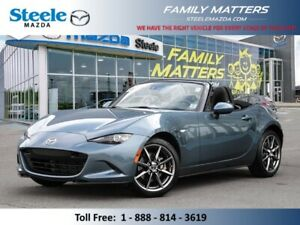 2016 Mazda MX-5 GT W/ Leather Navigation