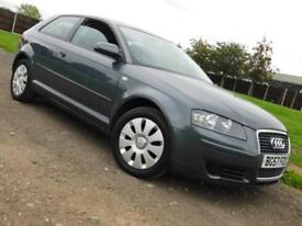 2007 57 Audi A3 1.6 Special Edition 3 DOOR**FSH**ONE LADY OWNER**SUPERB