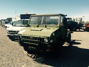 western star military truck7500$ for both