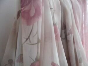 SCARF VALANCE/CURTAINS