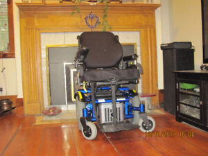 Quickie Xperience wheel chair