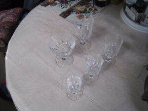 Dominion Crystal Glasses