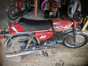 1979 Sachs Prima G Moped