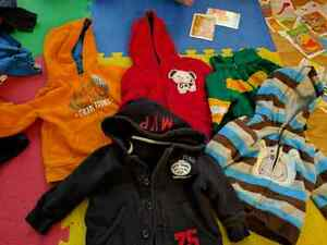 Toddler Boys lot 12-24 month size