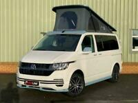VW T6.1 Campervan, Brand New Campervan Camper Van Conversion, delivery Mileage