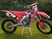 HONDA CRF250R 2010 MODEL TRICKED UP TAKE A LOOK 👀