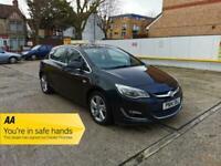 2014 Vauxhall Astra 1.6 16v SRi Auto 5dr +Low Miles +Aux +Bluetooth